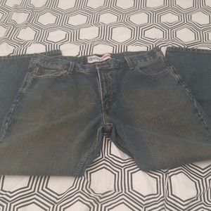 Denizen from Levi's Straight Leg Jeans